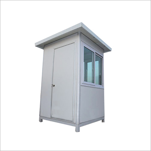 Mobile Portable Security Cabin