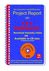 F R P Products manufacturing project report eBook