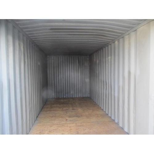 Empty Modular Container