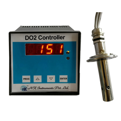 DO2 Indicating Controller with Electrode
