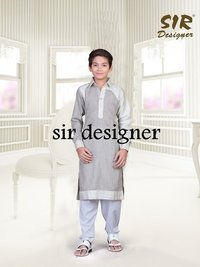 Printed Mens Fashion Kurta