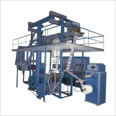 LLDPE Blown Film Plant