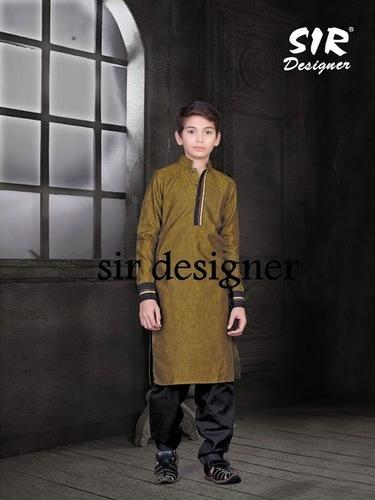Designer Long Kurta Pajama