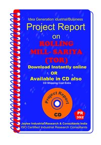 Rolling Mill - Sariya (TOR) manufacturing eBook