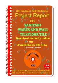Sanitary Wares and Wall Tilefloor Tile manufacturing eBook
