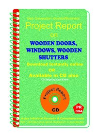Wooden Doors,Windows Wooden Shutters manufacturing eBook