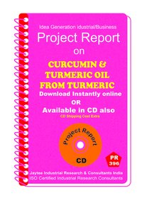 Curcumin and Turmeric Oil from Turmeric manufacturing eBook