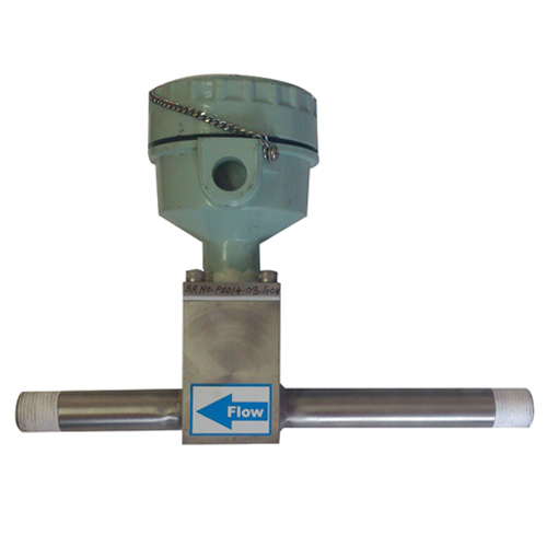 Flow Transmitter - Blind Insertion Paddle Wheel Type