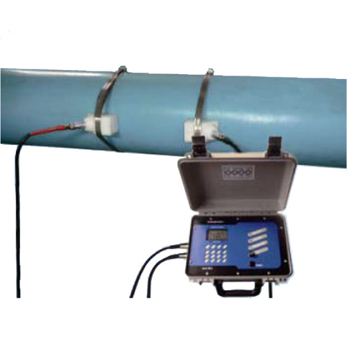 Flow Transmitters - Non contcat Ultrasonic type