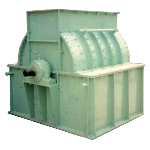 Hammer Mill Inclined Screw Assembly