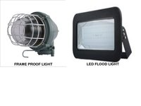Flame Proof & Flood Light