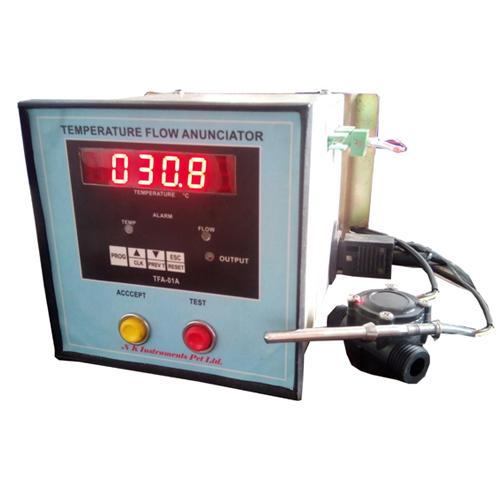 Annunciator for Flow & Temperature