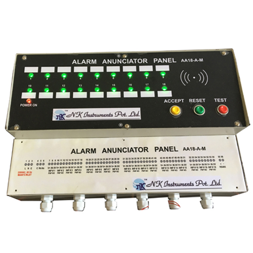 Alarm Anunciator 16 channels