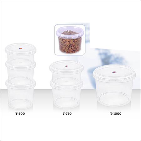 Tseries Packaging Containers