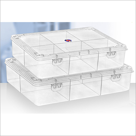 Mithai Partition Packaging Containers