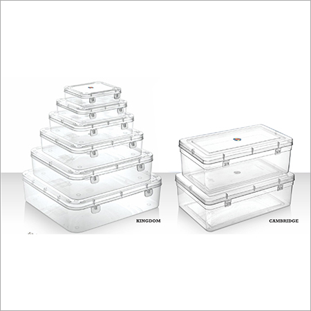 Kingdom & Cambridge Packaging Containers
