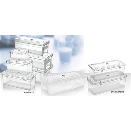 Complete Packaging Container