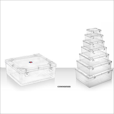 Commander Packaging Containers