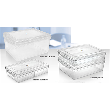Khokha Jumbo & Khokha Partition Packaging Containers