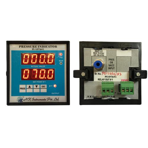 Digital Pressure Indicator with Integral Pressure Sensor