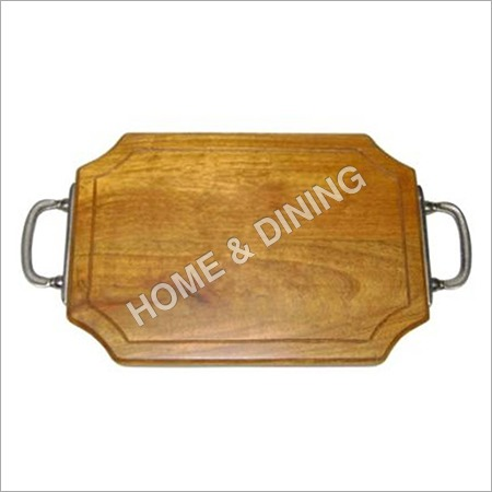 RECT CHOPPING BOARD