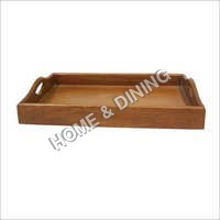 WOODEN TRAYS UP HANDLE