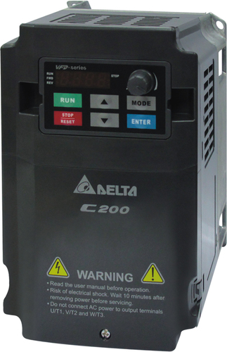 Delta AC Drive  VFD015CB21A-20