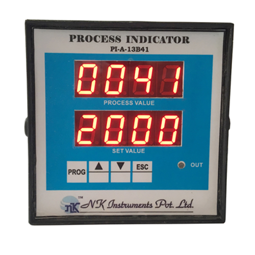 Process Indicator with Relay