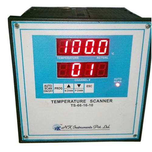 Temperature Scanner 16 channels