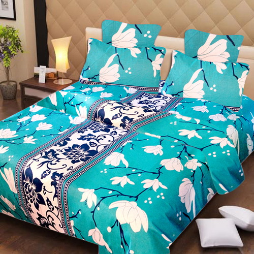 Home Elite Bedsheet ,90x90,Floral