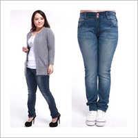 Jeans Pen Woman