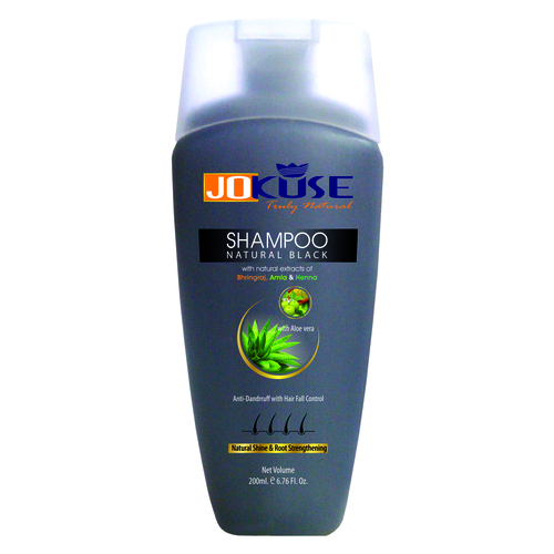 SHAMPOO NATURAL BLACK