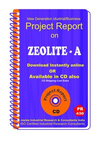Zeolite-A manufacturing Project Report eBook