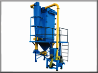 Pulses & Grains Grinding System