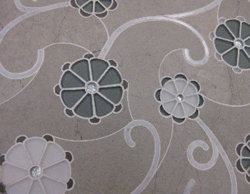 Design On Marble