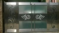 Glass Door Panel