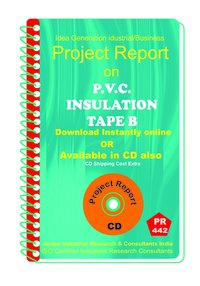 Insulation Tape B manufacturing Project Report eBook