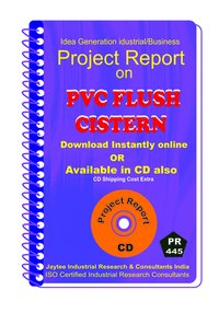 Flush Cistern manufacturing Project Report eBook