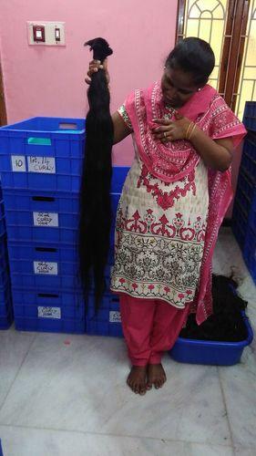 Longest size hair