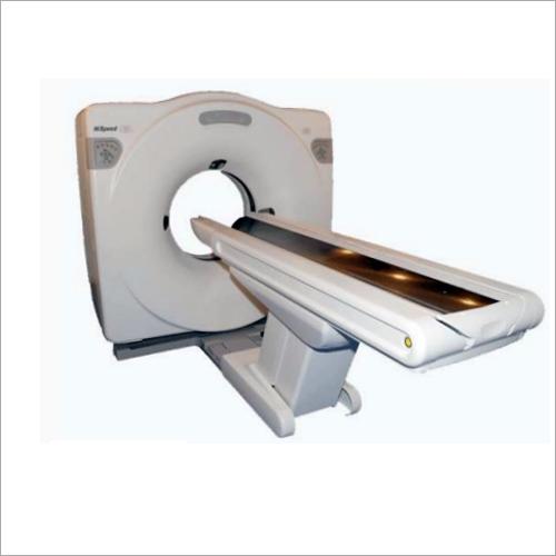GE Hispeed CT/E DUAL/SINGLE CT SCANNER