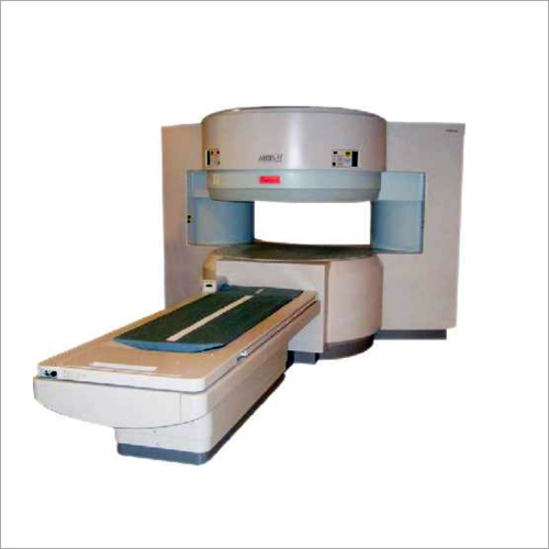 Hitachi Airis 0.3T Permanent Magnet MRI Scanner