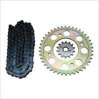 Two Wheeler Chain Sprocket Kit
