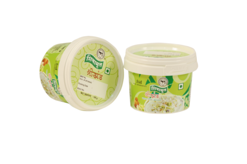 100 ML Food Packing Container