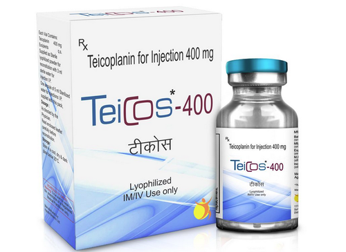 TEICOPLANIN INJECTION
