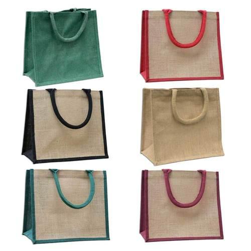 Natural Jute Shopping Bag