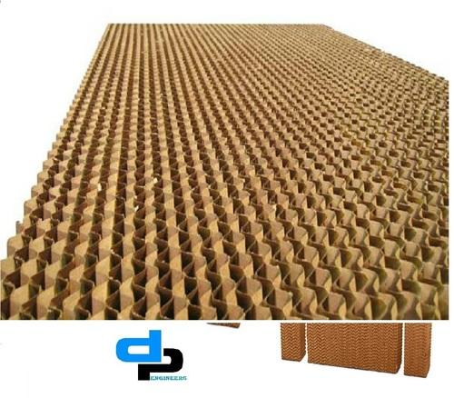 Air Cooling Pad Filter
