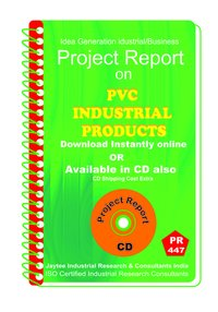 Industrial Products manufacturing Project Report eBook