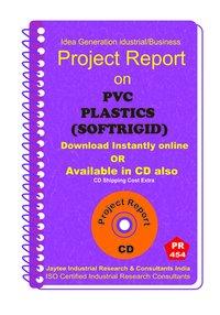 PVC Plastic (Softrigid) Project Report eBook