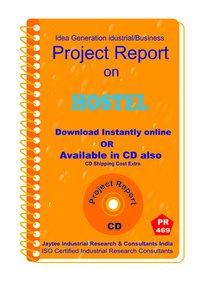 Hostel Establishment Project Report eBook