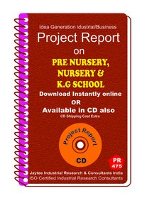 Pre Nursery, Nursery and K.G School Establishment eBook